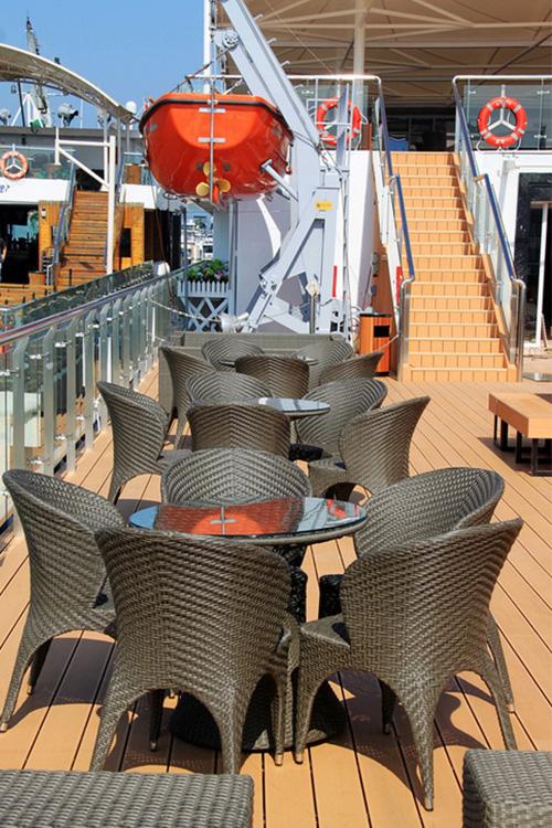 三楼阳光甲板