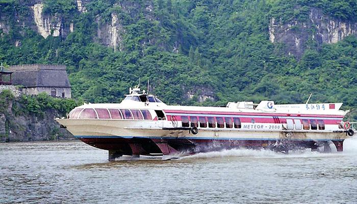 长江9号飞船